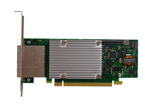 Microsemi MXH832 PCIe Host Transparent Adapter